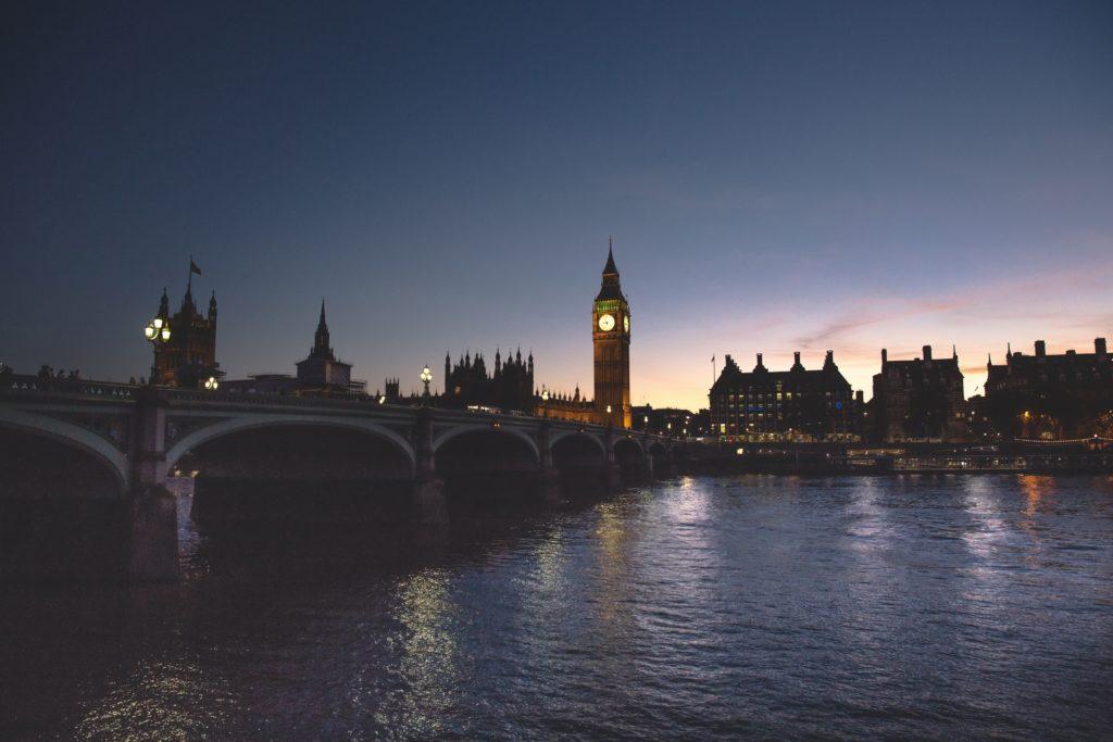 Big Ben and Thames