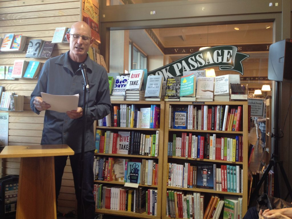 OTP reading at Book Passage